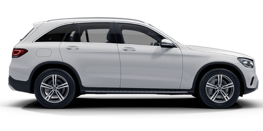 Mercedes-Benz GLC 200 LUXURY BLANCO POLAR Exterior 2