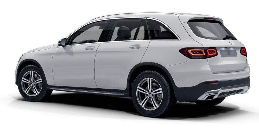 Mercedes-Benz GLC 200 LUXURY BLANCO POLAR Exterior 3