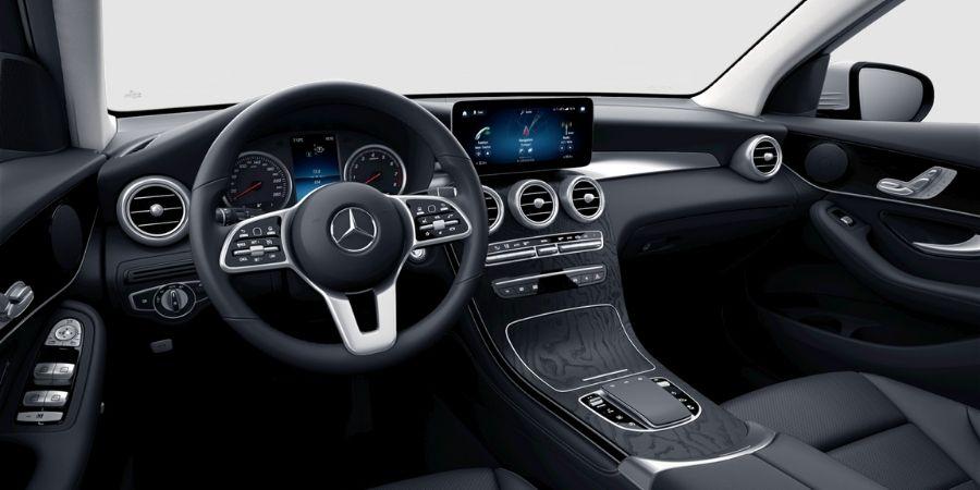 Mercedes-Benz GLC 200 LUXURY SC ART NEGRO Interior 1