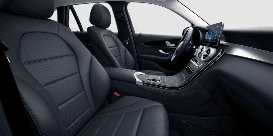 Mercedes-Benz GLC 200 LUXURY SC ART NEGRO Interior 2
