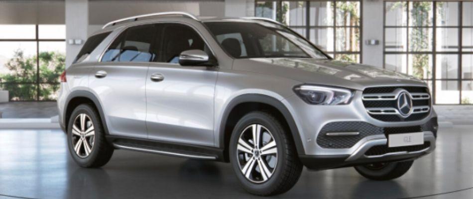 Mercedes-Benz GLE 450 Promoción Online