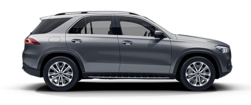 Mercedes-Benz GLE 450 GRIS SELENITA Exterior 2