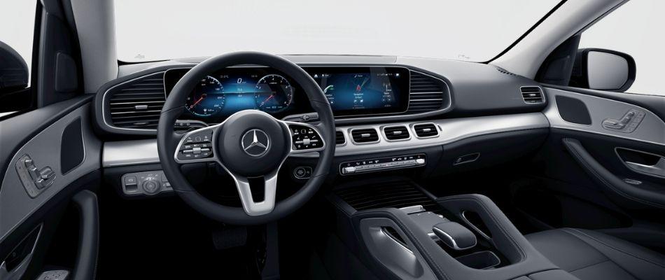 Mercedes-Benz GLE 450 SC ART NEGRO Interior 1