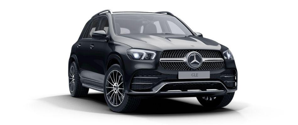 Mercedes-Benz GLE 450 KIT AMG NEGRO OBSIDIANA