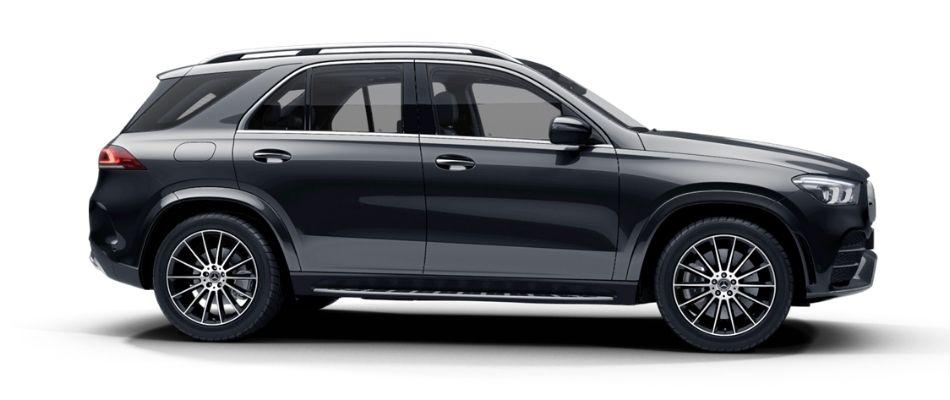 Mercedes-Benz GLE 450 KIT AMG NEGRO OBSIDIANA Exterior 2
