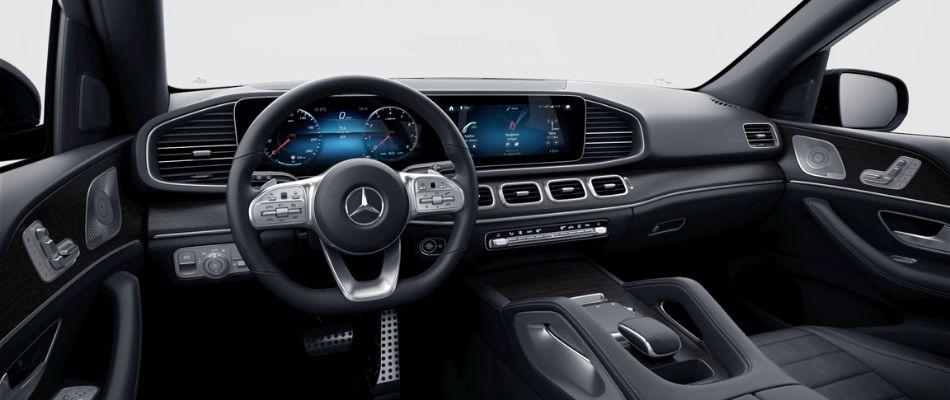 Mercedes-Benz GLE 450 KIT AMG SC ART/MICROFI DINAMICA NEGRO Interior 1