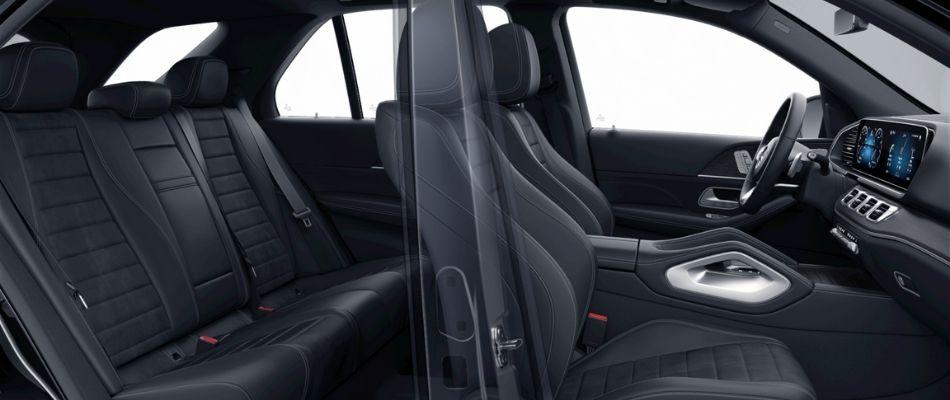 Mercedes-Benz GLE 450 KIT AMG SC ART/MICROFI DINAMICA NEGRO Interior 2