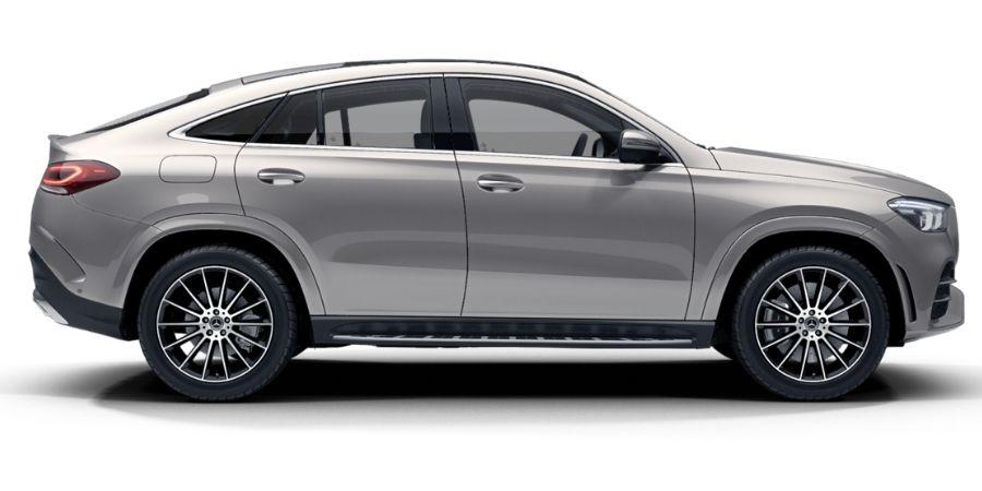 Mercedes-Benz GLE 450 COUPÉ KIT AMG PLATA MOJAVE Exterior 2