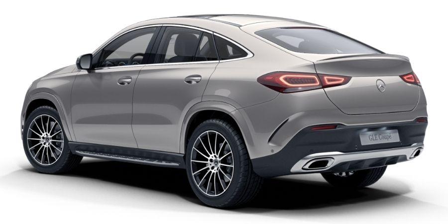 Mercedes-Benz GLE 450 COUPÉ KIT AMG PLATA MOJAVE Exterior 3