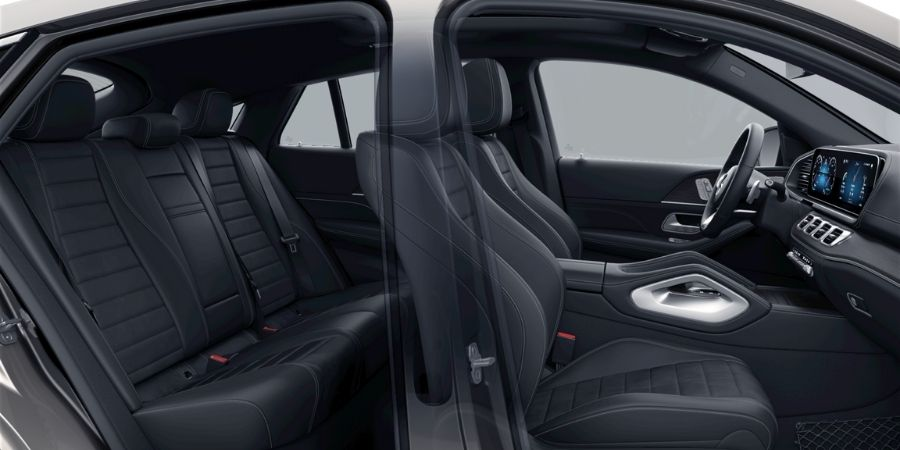 Mercedes-Benz GLE 450 COUPÉ KIT AMG SC ART/MICROFI DINAMICA NEGRO Interior 2