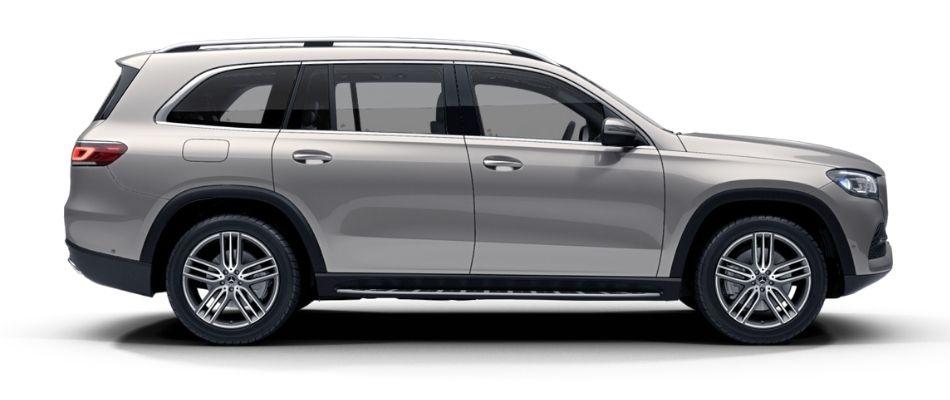 Mercedes-Benz GLS 450 PLATA MOJAVE Exterior 2