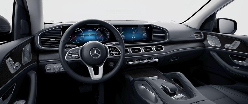 Mercedes-Benz GLS 450 SC ART NEGRO Interior 1