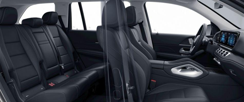 Mercedes-Benz GLS 450 SC ART NEGRO Interior 2