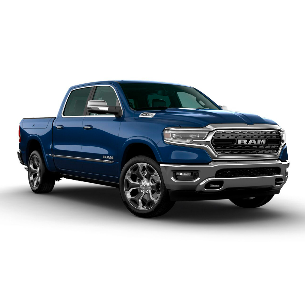 Ram 1500 LIMITED CREW CAB 4X4 5.7L AT