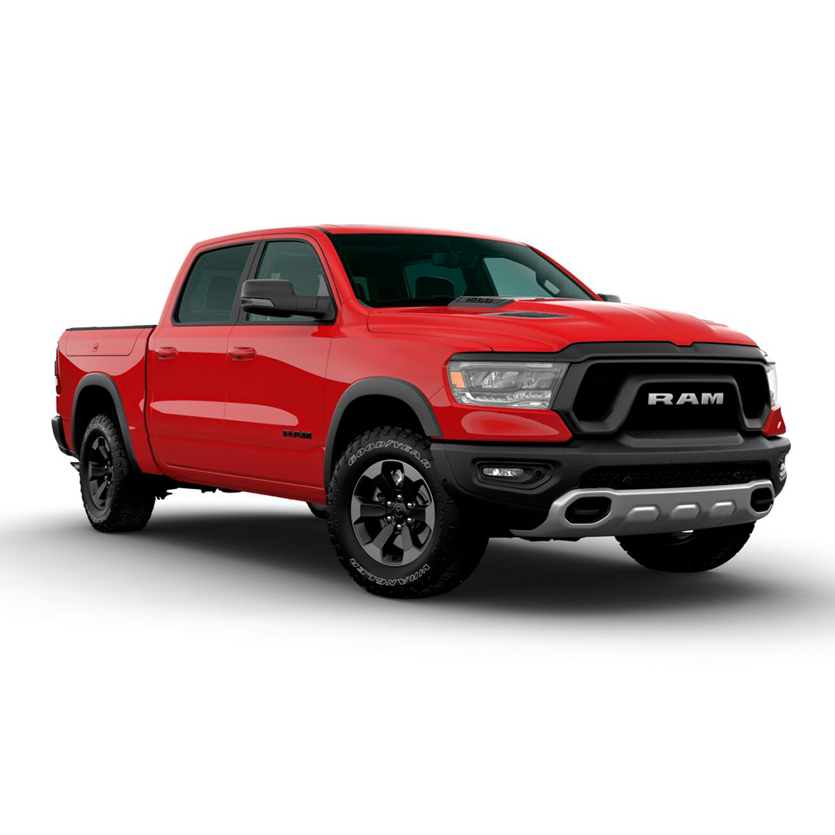 Ram 1500 REBEL CREW CAB 4X4 5.7L AT