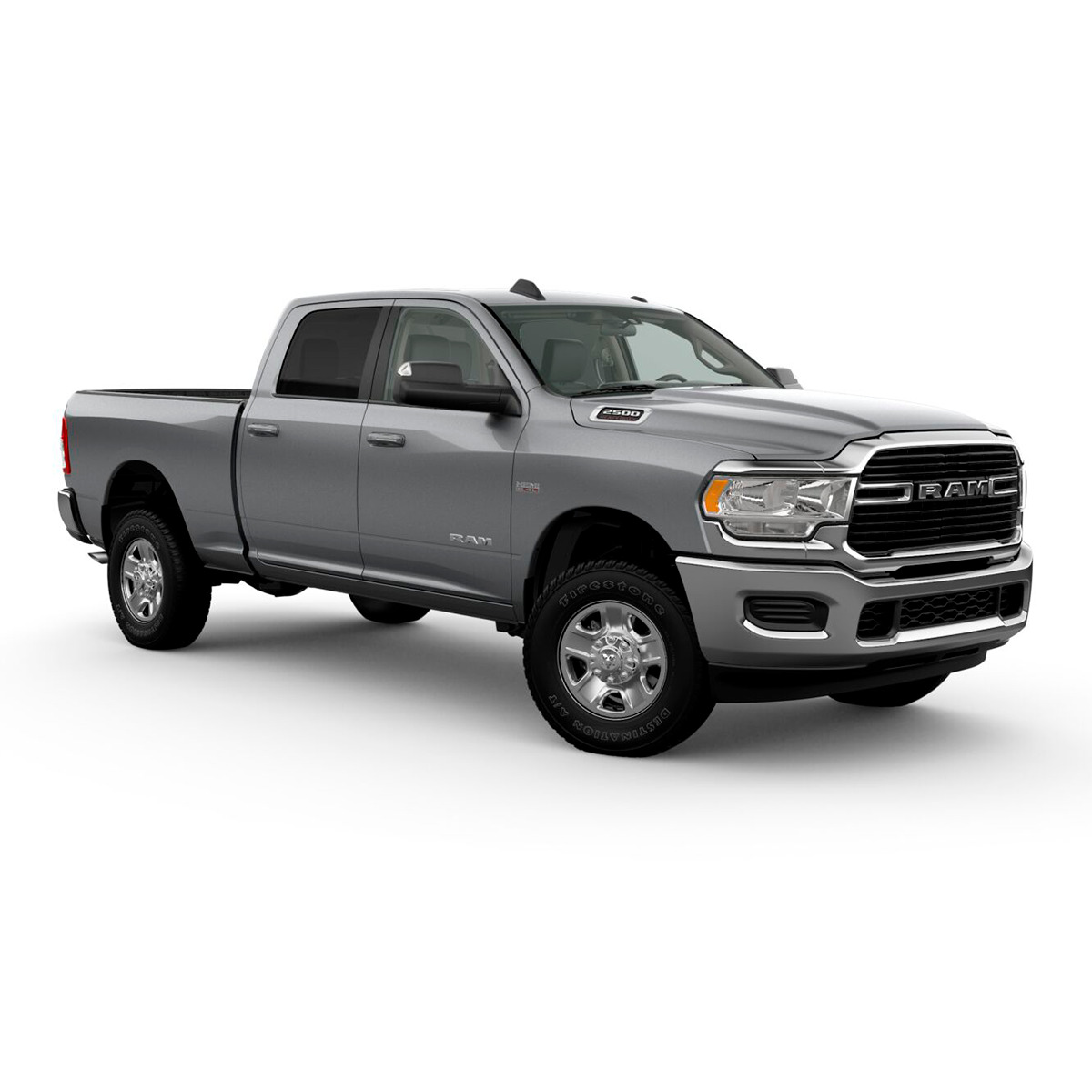 Ram 2500 BIG HORN CREW CAB 4X4 6.7L AT