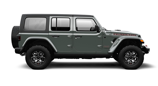 Jeep ALL NEW WRANGLER UNLIMITED RUBICON 4X4 3.6L AT STING-GRAY CLEAR COAT Exterior 2