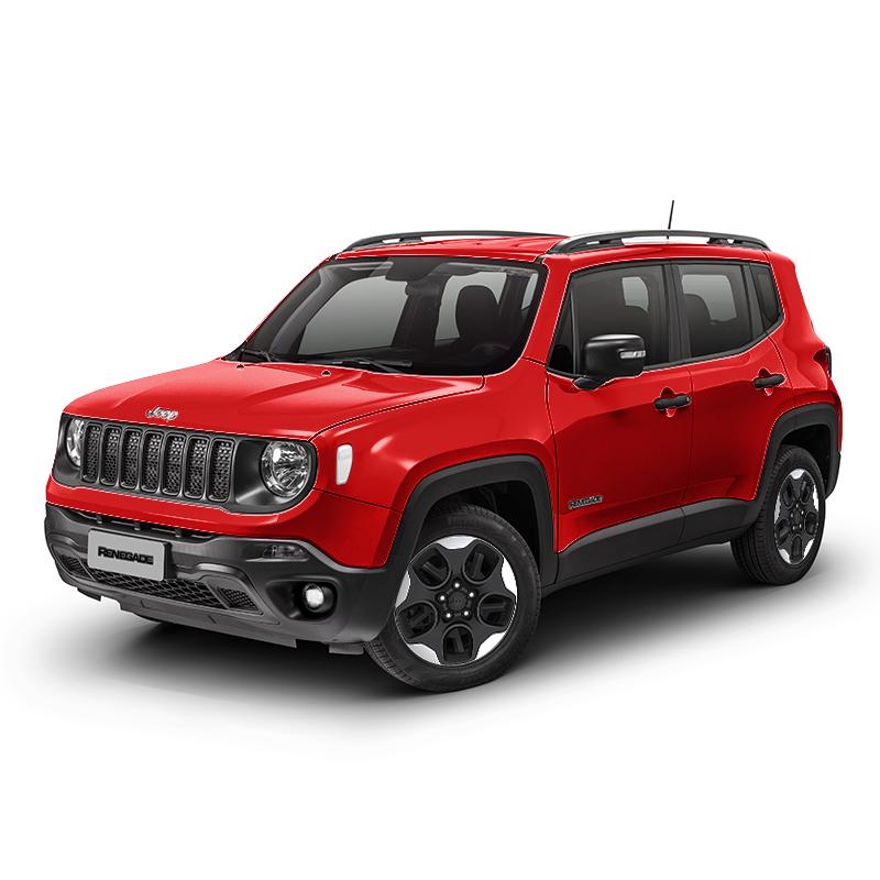 Jeep RENEGADE SPORT 4X2 1.8L MT COLORADO RED Exterior 2