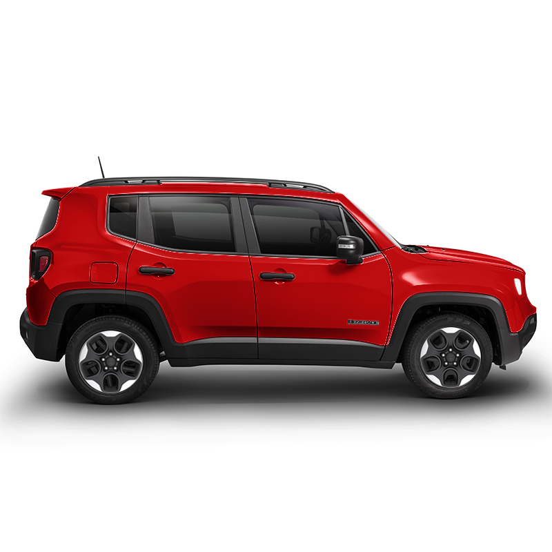 Jeep RENEGADE SPORT 4X2 1.8L MT COLORADO RED Exterior 3