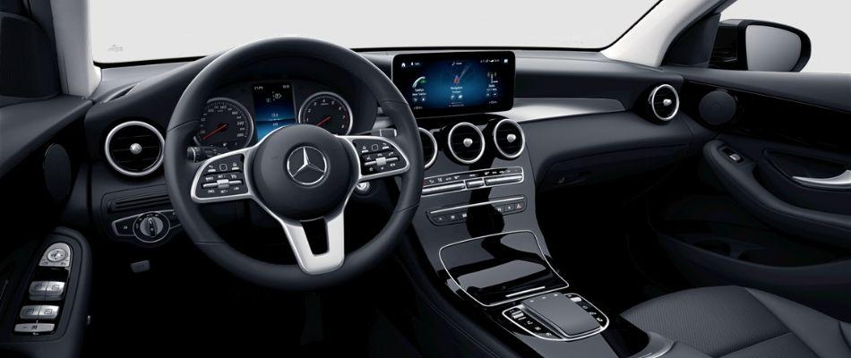 Mercedes-Benz GLC 200 DYNAMIC SC ART NEGRO Interior 1
