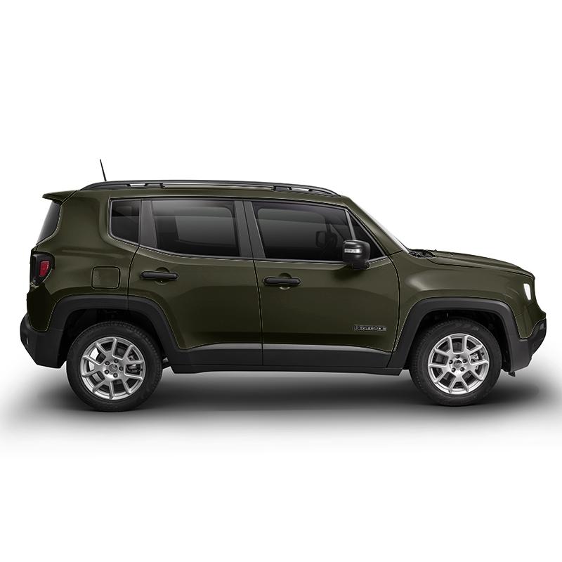 Jeep RENEGADE SPORT 4X2 1.8L MT RECON GREEN CLEAR COAT Exterior 3