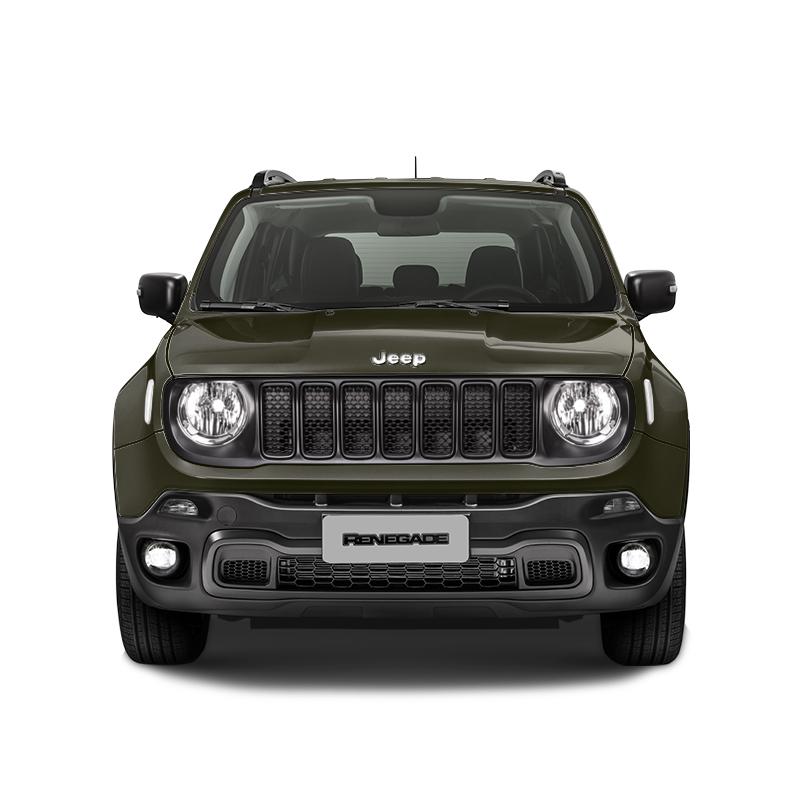 Jeep RENEGADE SPORT 4X2 1.8L AT RECON GREEN CLEAR COAT