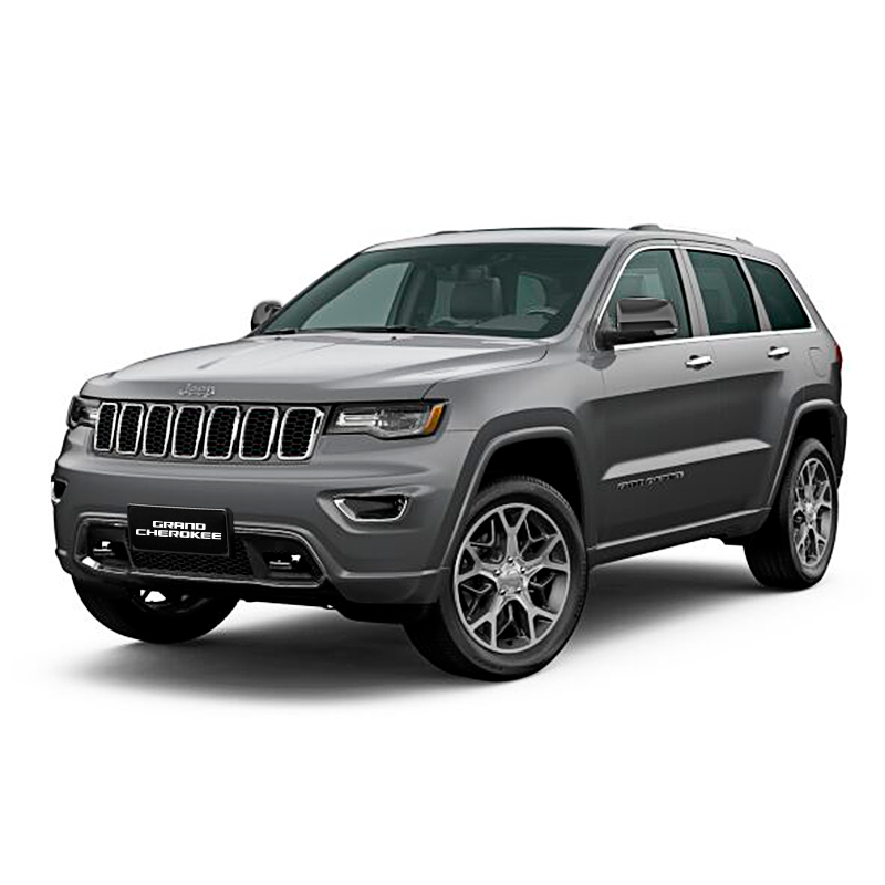 Jeep GRAND CHEROKEE LIMITED DELUXE 4X4 3.6L AT BILLET SILVER METALLIC Exterior 2