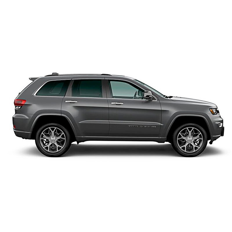 Jeep GRAND CHEROKEE LIMITED DELUXE 4X4 3.6L AT BILLET SILVER METALLIC Exterior 3