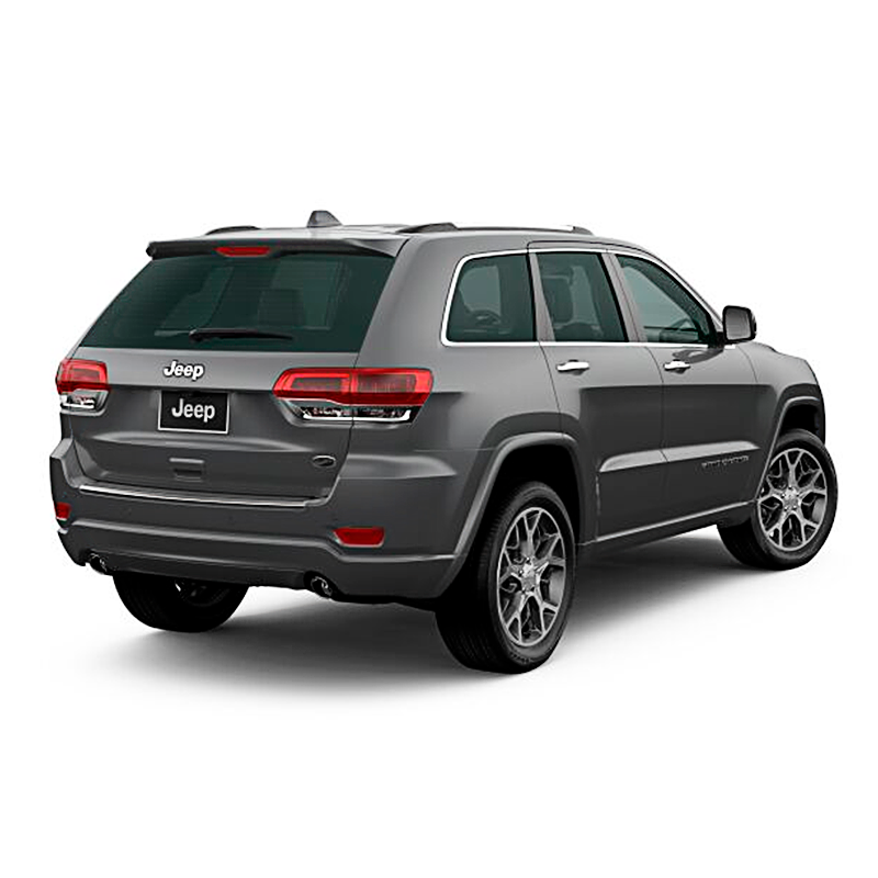 Jeep GRAND CHEROKEE LIMITED DELUXE 4X4 3.6L AT BILLET SILVER METALLIC Exterior 4