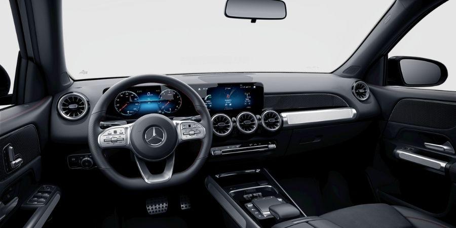Mercedes-Benz GLB 200 KIT AMG NIGHT EDITION SC ART/MICROFI DINAMICA NEGRO Interior 1