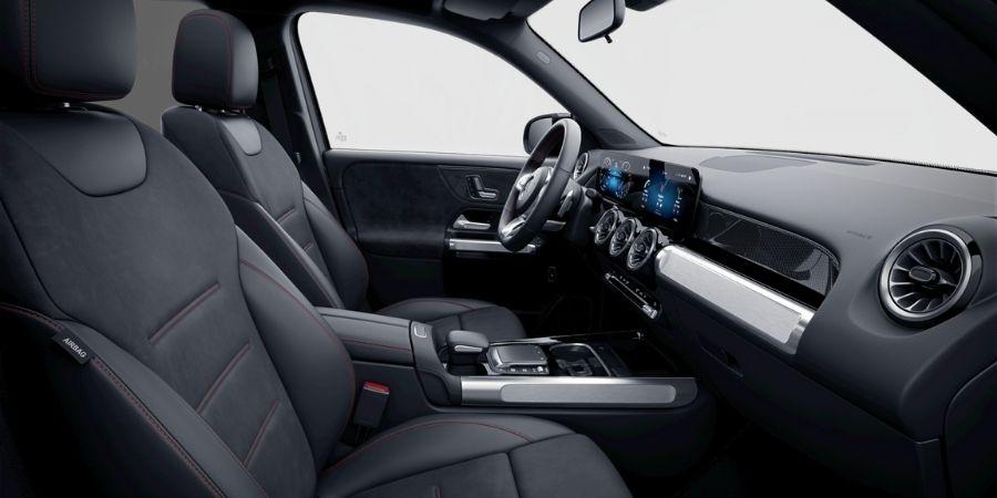 Mercedes-Benz GLB 200 KIT AMG NIGHT EDITION SC ART/MICROFI DINAMICA NEGRO Interior 2