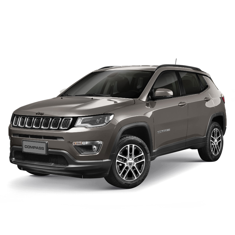 Jeep COMPASS SPORT 4X2 2.4L MT CINZA ANTIQUE Exterior 2
