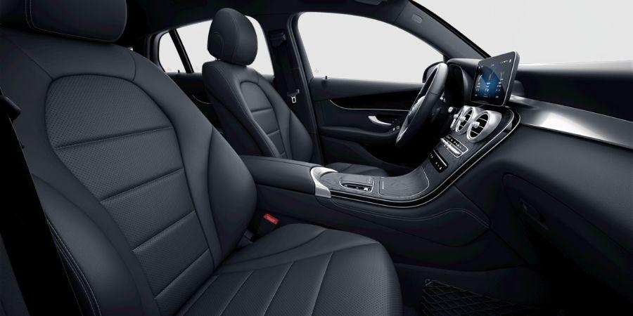Mercedes-Benz GLC 200 COUPÉ SC ART NEGRO Interior 2