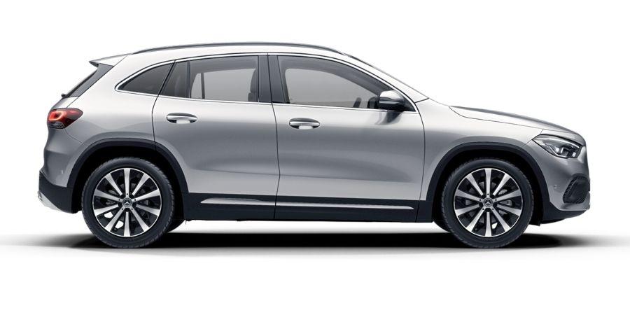 Mercedes-Benz GLA 200 PROGRESSIVE PLUS PLATA IRIDIO Exterior 2