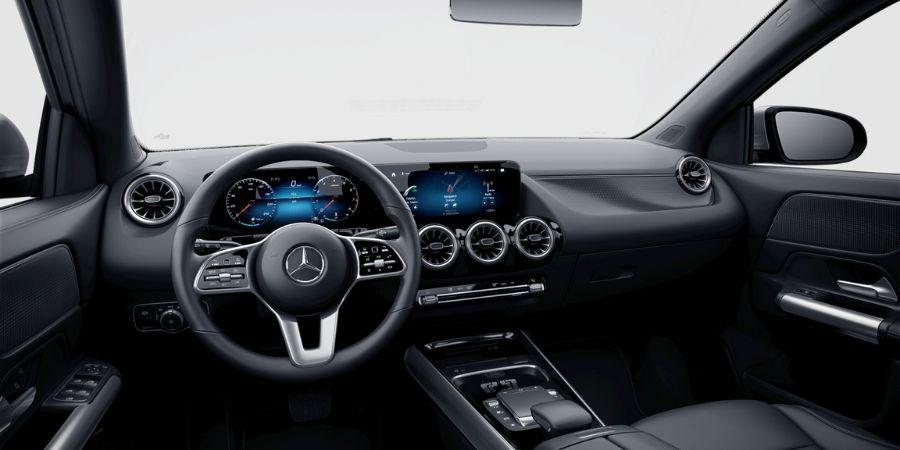 Mercedes-Benz GLA 200 PROGRESSIVE PLUS SC ART NEGRO Interior 1