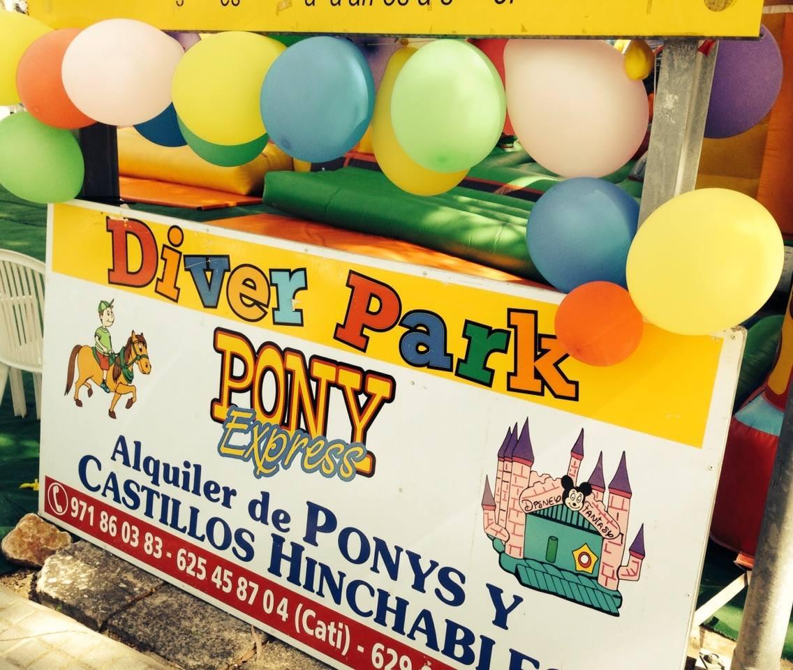 diverpark castillos hinchables, toro mecánico fiesta espuma  para comuniones fiestas o bautizos en palma de mallorca
