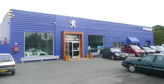 PEUGEOT Garage Vergeon