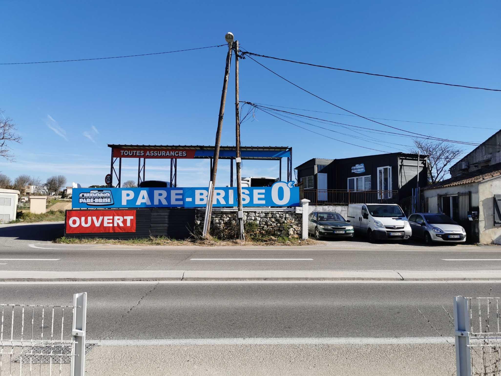CHRONO PARE BRISE Aix en Provence