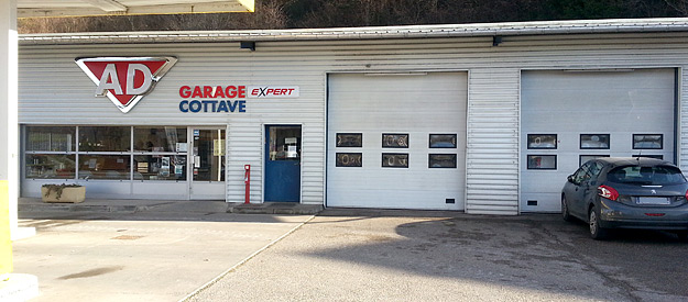 Garage AD - Garage Cottave