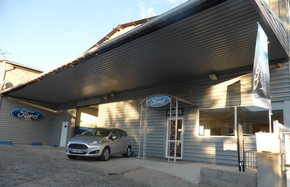 FORD - Garage Gaby