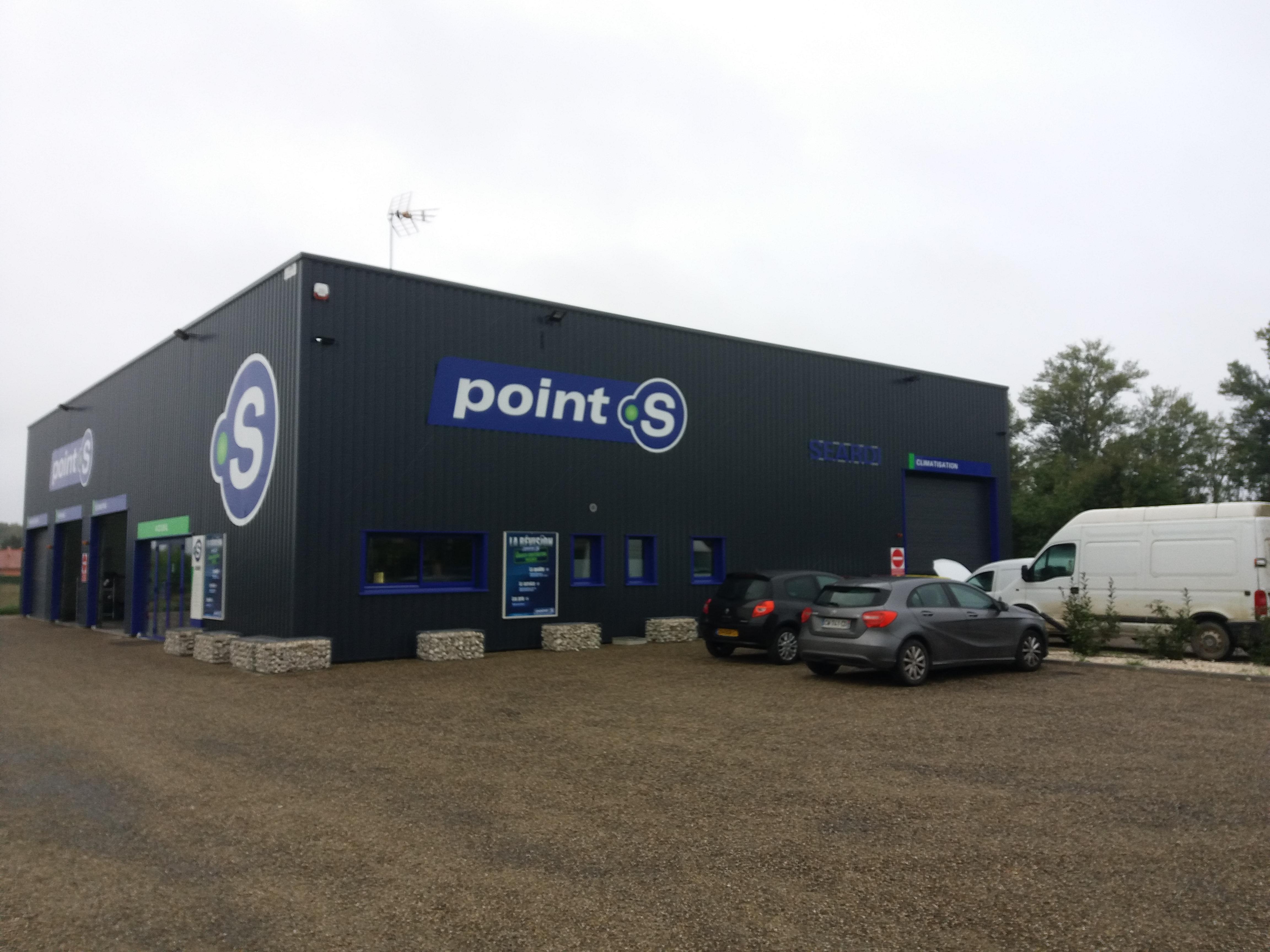 Centre auto Point S