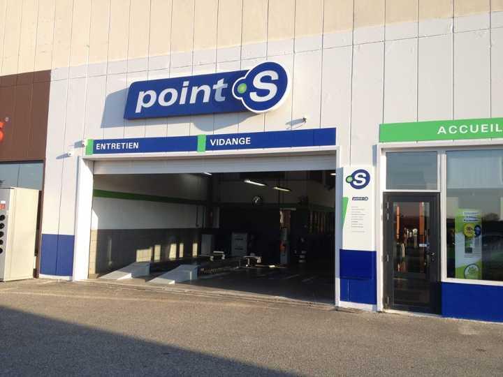 Centre auto point S Auto services Valence