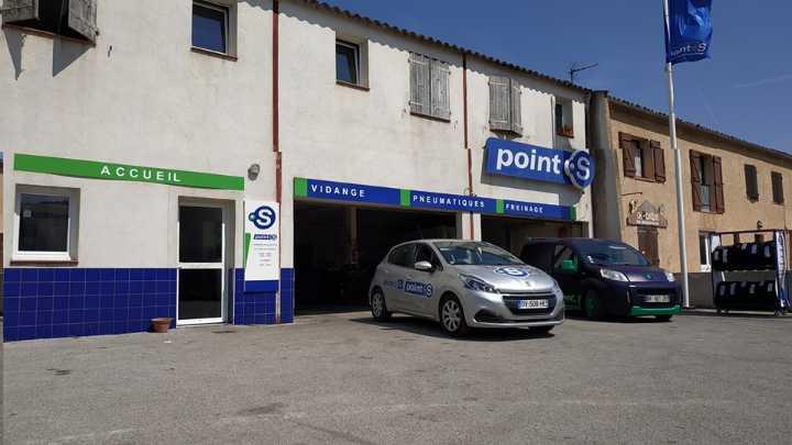 Centre auto point S Usinetech
