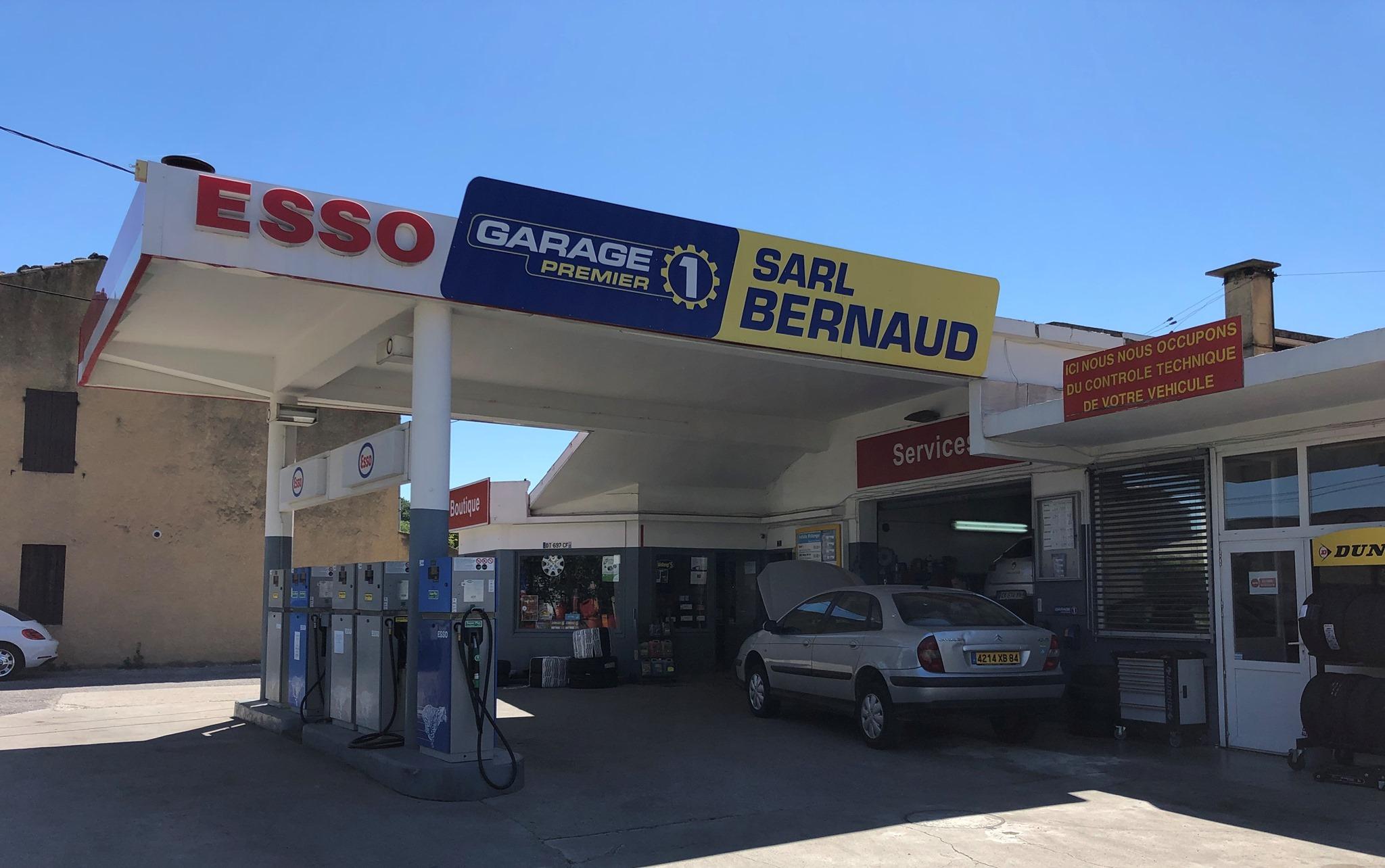 STATION ESSO Garage Bernaud Remy