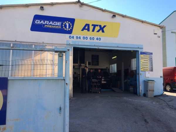 Garage premier 1 Garage ATX