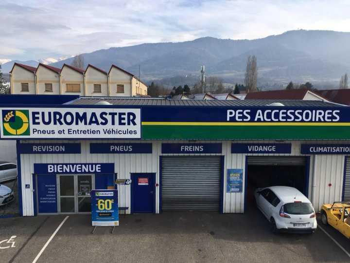 Euromaster PES Accessoires