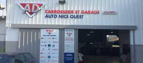 Garage AD - Garage auto NICE ouest - MECAPEINT AUTO