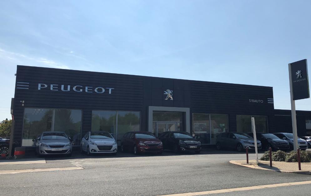 Peugeot Garage Sibauto