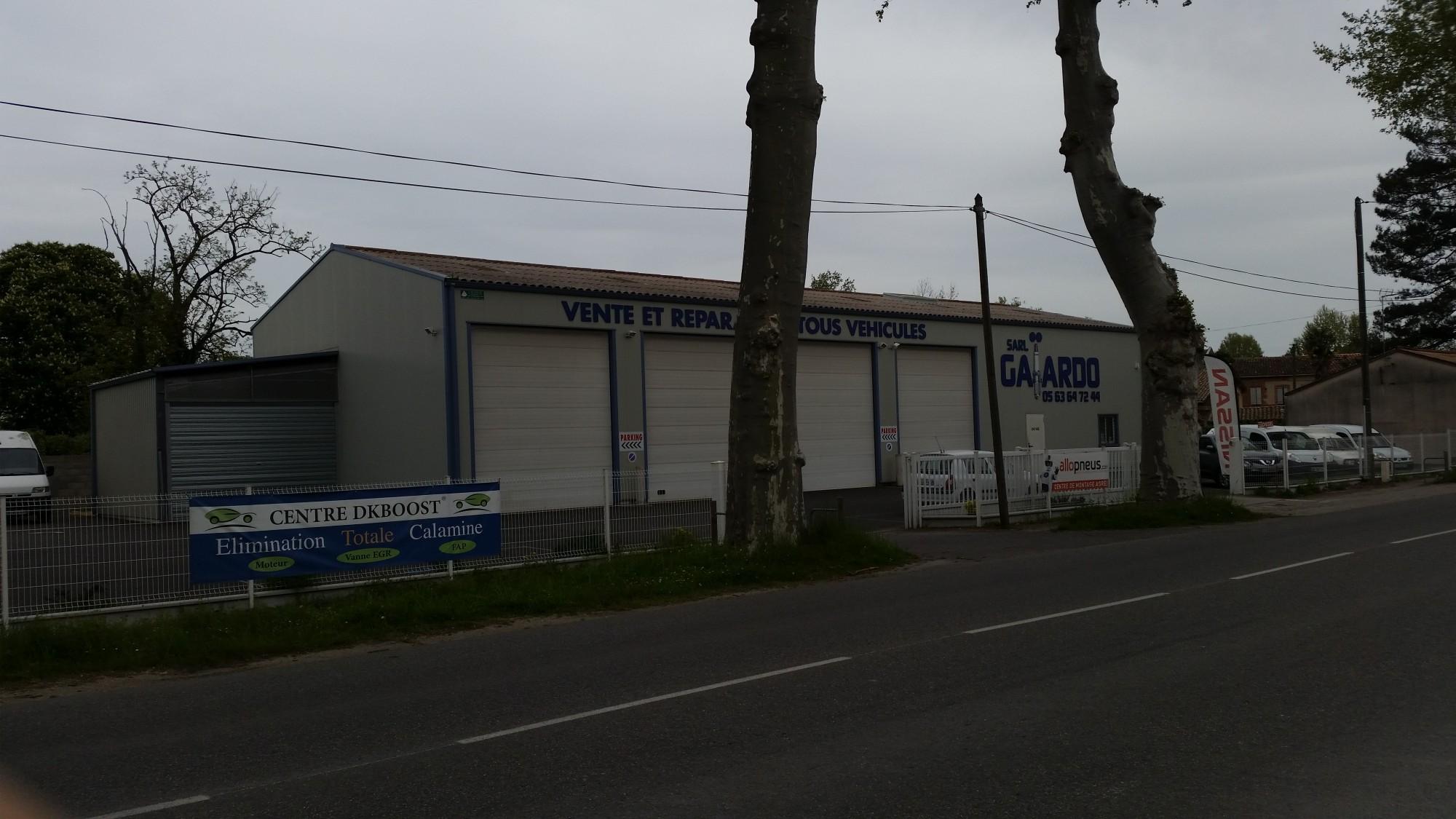 Garage Moderne Gaiardo