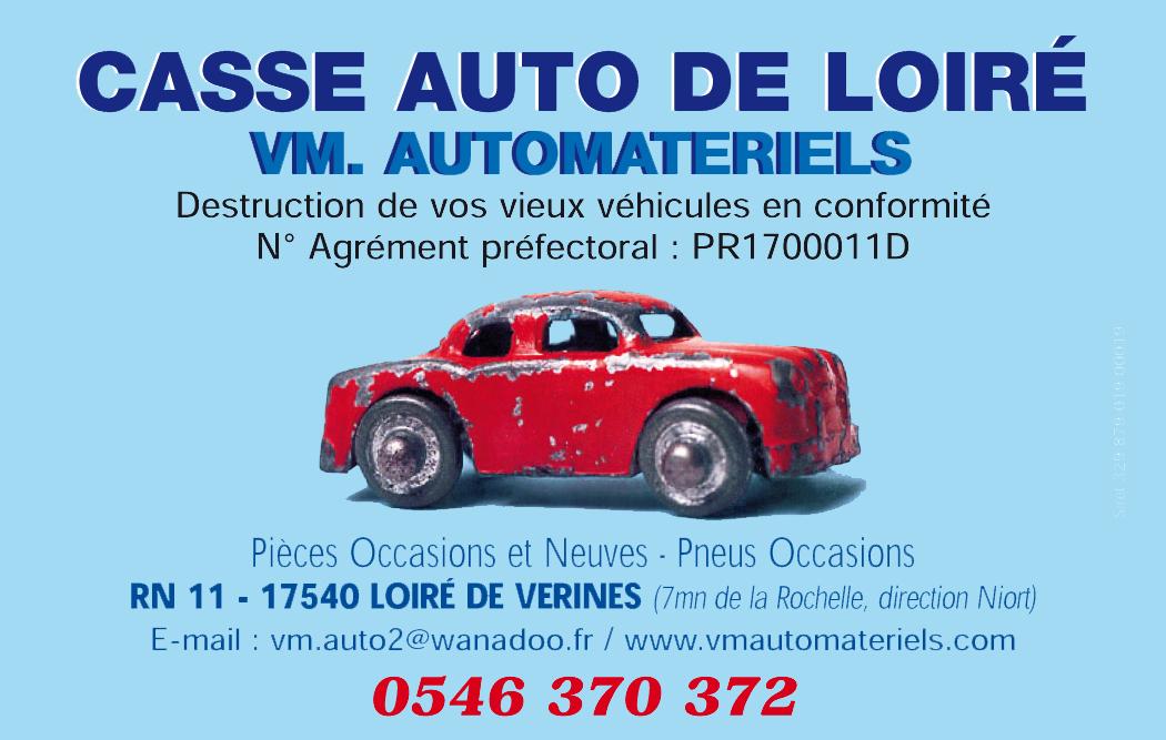 VM AUTO MATERIELS
